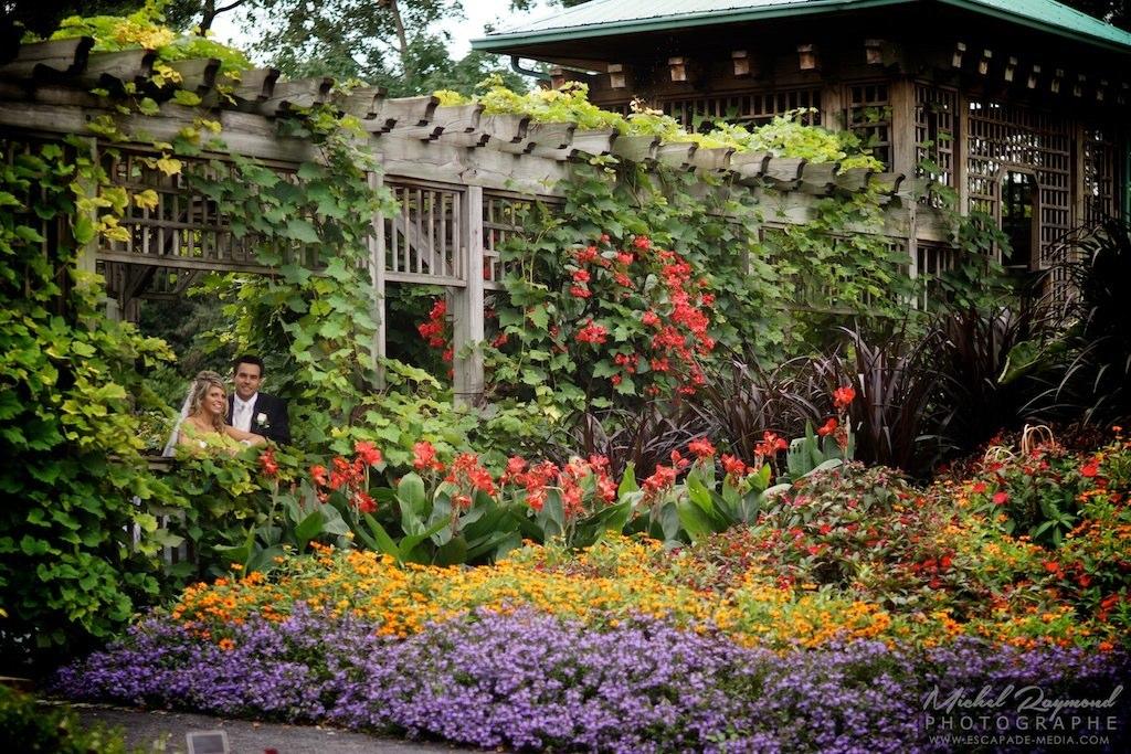 Mariage pluvieux mariage heureux - Jardin botanique de montreal heures d ouverture ...