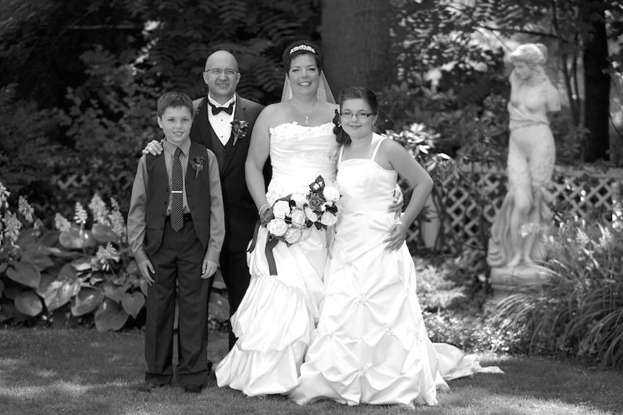 Mariage d'Annie et Martin à Saint Jean-sur-Richelieu