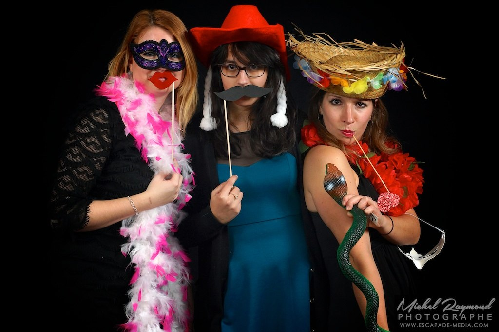 photobooth party masqué