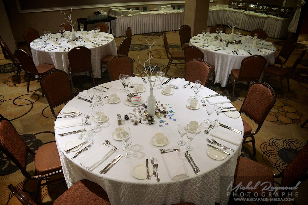 table souper sheraton laval
