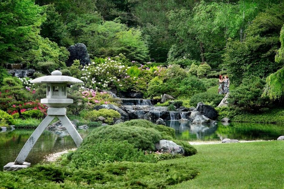 Jardin botanique de montr al s ance photo avec st phanie for Jardin botanique montreal tarif
