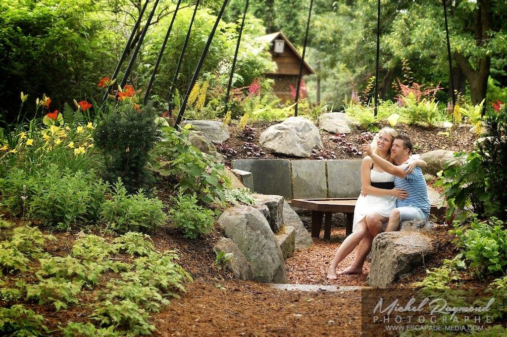 Photo fan ailles au jardin s guin avec marie et c dric - Jardin de l ile seguin ...