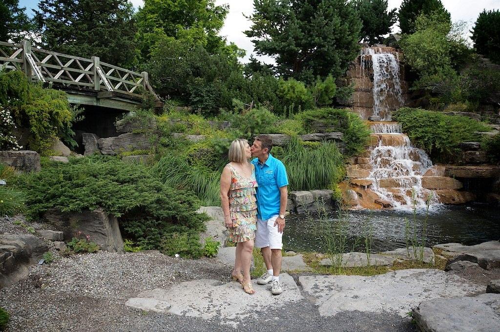 Photo avant mariage au mosa cultures du jardin botanique for Au jardin de fanny montreal