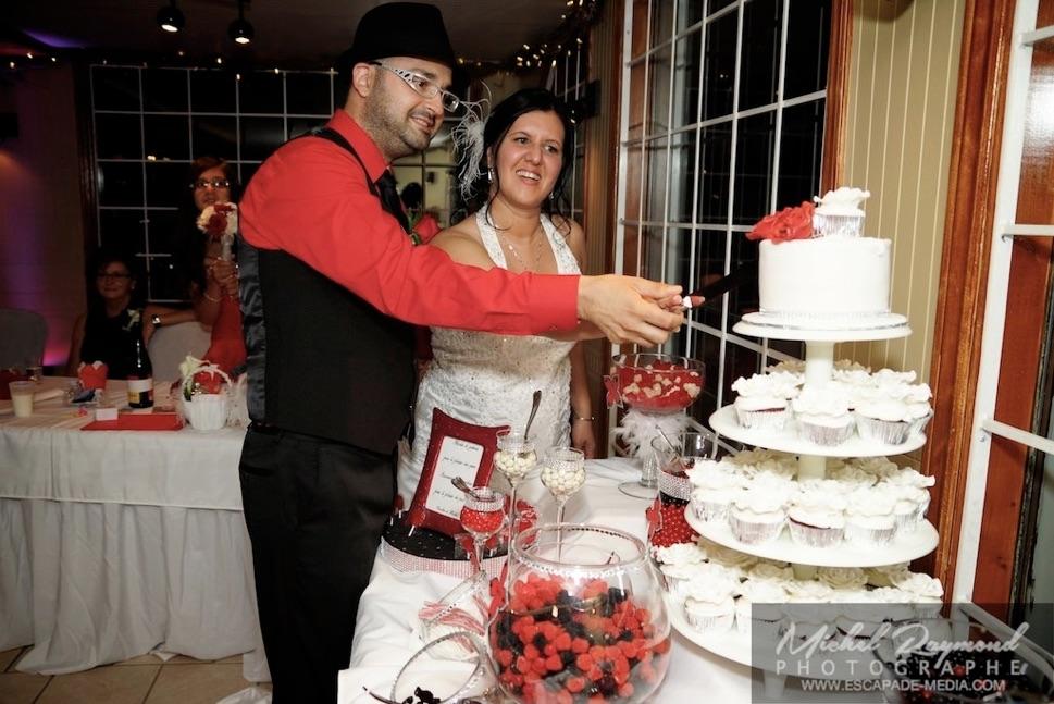 Photos de mariage à la Champenoise après la cérémonie