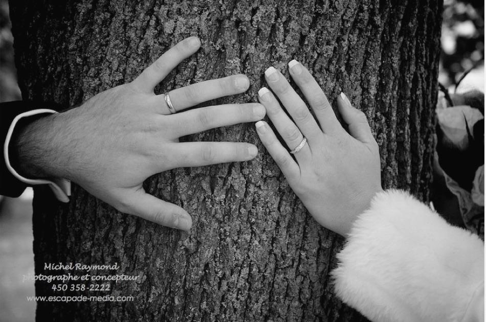 Fabuleux Photo de mariage à Montréal Nord MD93