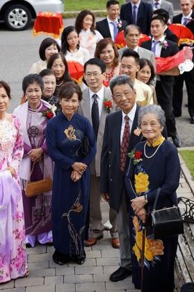 Mariage Vietnamien à Montréal
